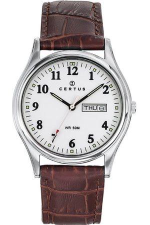 Certus Męski analogowy zegarek kwarcowy 610483
