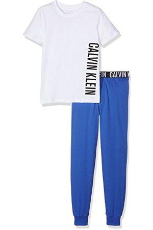 Calvin Klein Intense Power Knit Pj Set (S/S+Pant) spodnie piżamowe chłopięce