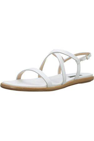 Neosens S946 Restored Skin White/Aurora sandały damskie z paskiem na kostkę, - Weiß White White - 37 EU