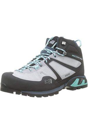 Millet Damskie buty trekkingowe Super Trident GTX W High Rise, jeden rozmiar, Grey High Rise Aruba Blue 8885-41.5 EU