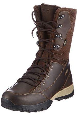 Meindl Filzmoos damskie buty damskie brązowe buty śnieżne Ciemnobrązowy granatowy 40 EU