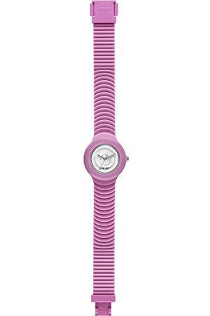 Hip Damski analogowy zegarek kwarcowy z silikonowym paskiem HWU0517