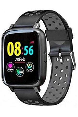 Billow Technology Zegarek cyfrowy dla dorosłych unisex z bransoletką XS35BG