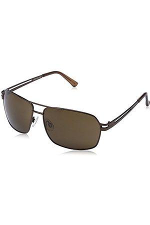 Carlo Monti SCM104-142 prostokątne okulary przeciwsłoneczne męskie, - - jeden rozmiar