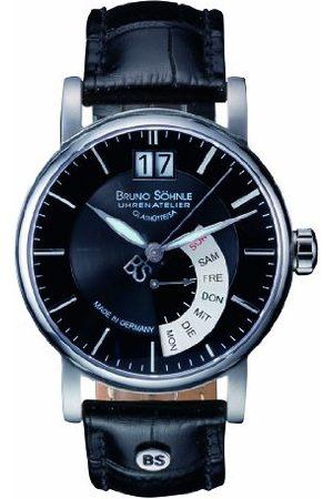 Bruno Söhnle Męski zegarek na rękę analogowy kwarcowy skóra 17-13073-741