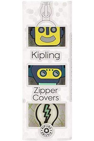 Kipling LUGGAGE BTS PULLERS MIX, 1,1 x 4 x 3 cm (dł. x szer. x wys.), Robots Bulb