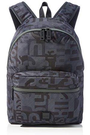 HUGO BOSS Pixcam214_Backpack plecak, Black1, normalny