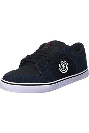 Element Unisex Y Heatley Sneaker, - Navy Black. - 32.5 EU
