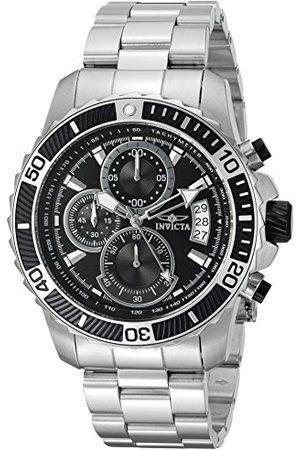 Invicta Męski analogowy zegarek kwarcowy z paskiem ze stali nierdzewnej 22412