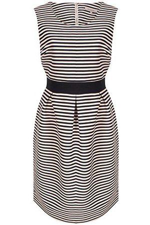 Great Plains Damska sukienka o linii A Bella Brenton w paski bez rękawów