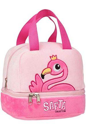 Safta Flamingo torba na lunch dla dziewcząt