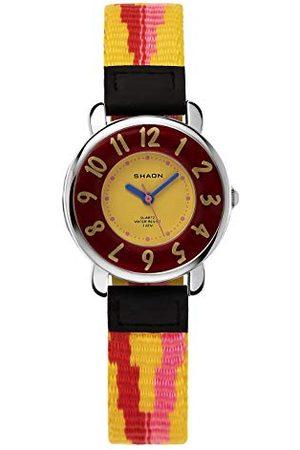 Shaon Chłopięcy zegarek na rękę Kids 42-1001-72 analogowy kwarcowy