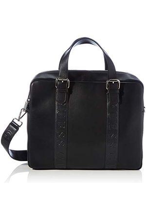 Guess Dan Briefcasemęska torba biznesowa czarna (czarna) 8, 5x37x29 ers (szer. x wys. x dł.)