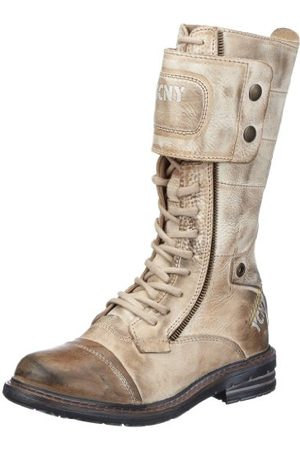 Yellow Cab Soldier Combat Boots buty damskie, - taupe - 42 EU