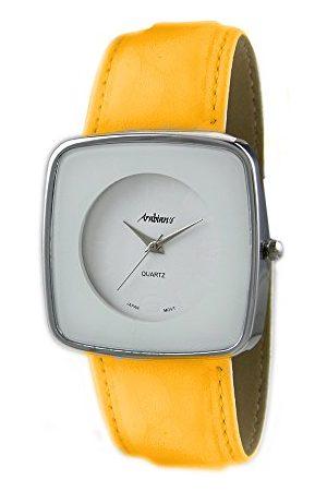 ARABIANS Męski analogowy zegarek kwarcowy ze skórzanym paskiem DBP2045Y