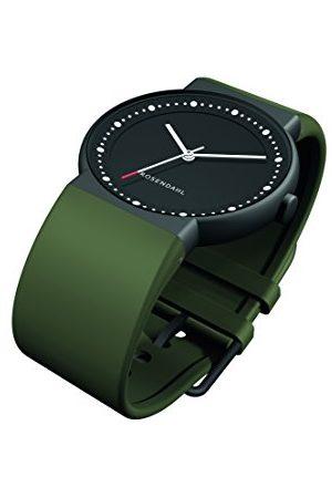 Rosendahl Męski analogowy kwarcowy Smart Watch zegarek na rękę z paskiem PU 43253