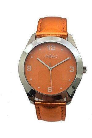 ARABIANS Męski analogowy zegarek kwarcowy ze skórzanym paskiem HBA2212C