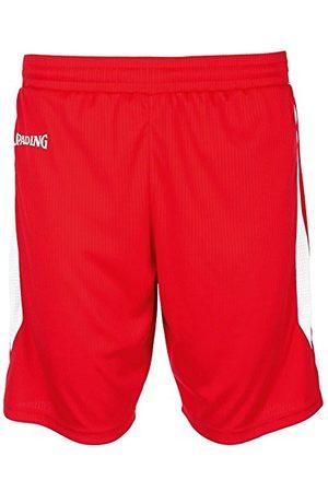 Spalding Męskie spodenki 300541203_XL, czerwone, białe