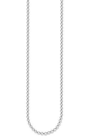 Thomas Sabo Uniseks łańcuszek na szyję, element nośny, srebro 925 - X0001-001-12-L