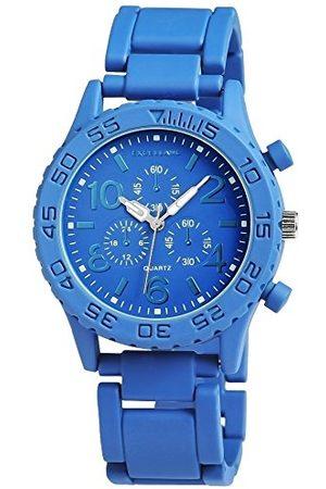 Excellanc Unisex zegarek na rękę analogowy kwarcowy różne materiały 15072300003