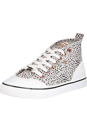 British Knights Damskie buty sportowe MACK MID PLATFORM, Cheetah, 38 EU