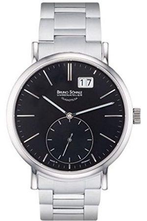 Soehnle Bruno Söhnle męski zegarek na rękę Lago analogowy kwarcowy stal szlachetna 17-13095-742