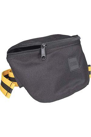 Urban classics Hip Bag Striped Belt torba na ramię 24 cm, Blk/Wht/Chromeyellow (wielokolorowa) - TB2254