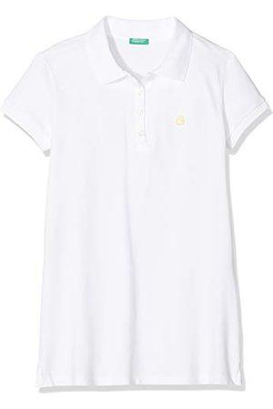 Benetton Koszulka polo dla dziewczynek Maglia Polo M/M