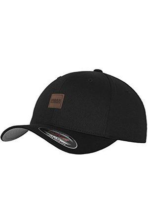 Urban classics Unisex Leatherpatch Flexfit czapka bejsbolowa