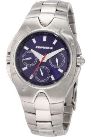 CEPHEUS Męski zegarek kwarcowy CP503-131