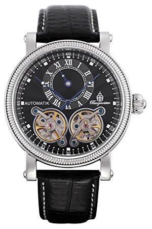 Burgmeister Męski analogowy zegarek automatyczny Alicante BM156-122