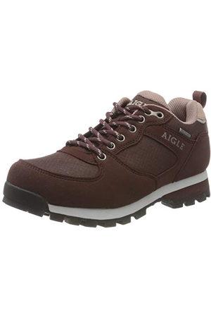 Aigle Damskie buty typu sneaker Plutno W Mtd, brązowy - Brownie - 41 EU