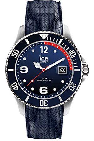 Ice-Watch ICE steel morski - męski zegarek na rękę z paskiem silikonowym - 015774 (duży)