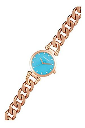 Louis Villiers Unisex analogowy zegarek kwarcowy z bransoletką ze stali szlachetnej AL2927-08