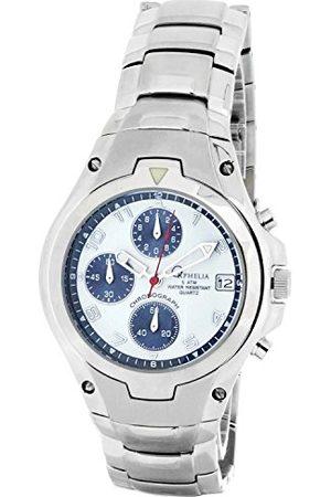 ORPHELIA Męski zegarek na rękę chronograf kwarcowy 148-7914-18