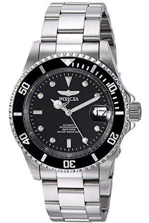 Invicta 8926OB Pro nurek unisex zegarek na rękę ze stali nierdzewnej automatyczny czarna tarcza