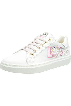 Pablosky Damskie buty typu sneaker 287301, biały - blanco - 36 EU