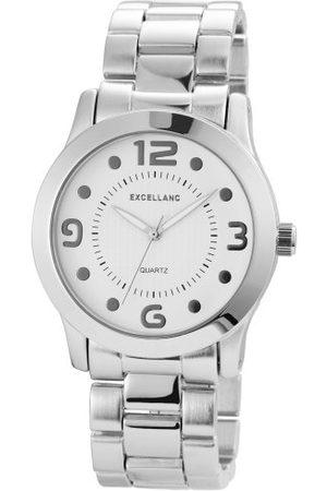 Excellanc Męski zegarek na rękę XL analogowy kwarcowy różne materiały 15082200018