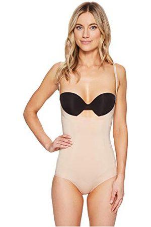 Spanx Damskie 10129R-miękkie majtki modelujące, beżowe (miękkie nude miękkie nude), 38 (Tamaño del Fabricante: M)