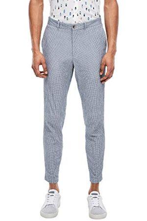 s.Oliver Męski strój biznesowy, zestaw spodni.