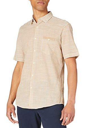 Pierre Cardin Męska koszula z krótkim rękawem Airtouch
