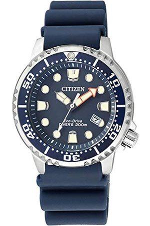 Citizen Damski analogowy kwarcowy zegarek z paskiem kauczukowym EP6051-14L