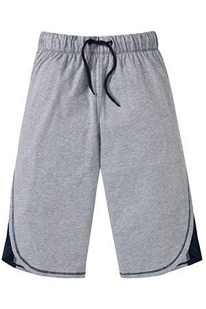 Schiesser Mix & Relax longboxer spodnie do spania dla chłopców