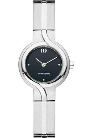 Danish Designs Uniseks-dorosły analogowy zegarek kwarcowy z tytanowym paskiem DZ120744