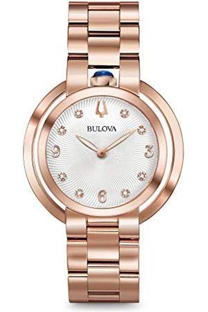 BULOVA Zegarek na rękę 97P130