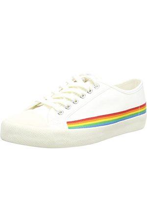 Gola Coaster Rainbow Drop Sneaker damskie buty typu sneaker, - Off White Multi - 39 eu