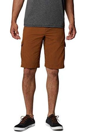 Columbia Męskie spodenki Silver Ridge II Cargo Shorts, orzech włoski, 40