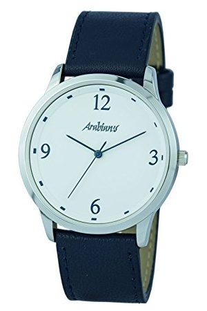 ARABIANS Męski analogowy zegarek kwarcowy ze skórzanym paskiem HBA2249A