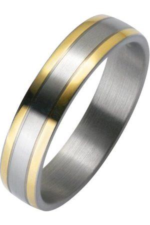 Trauringe Liebe hoch zwei Obrączki ślubne miłość wysokie dwa pierścionki męskie 0506001020S0 e stal szlachetna, 58 (18,5), cod. 0506001020S058
