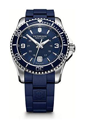 Victorinox Swiss Army męski zegarek na rękę XL Maverick analogowy kwarcowy kauczukowy 241603